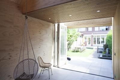Afbeelding: uitbreiding en tuinhuis fam. Jacobs