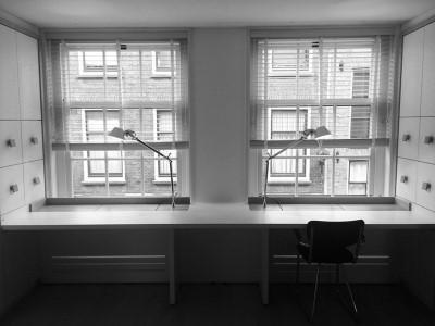 Afbeelding: Werkkamer fam. Beukema