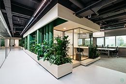 ProQR tweede verdieping